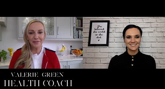 GoalDiggers Podcast by Nina featuring Valerie Green – How to Manage Stress in order to live a happy life